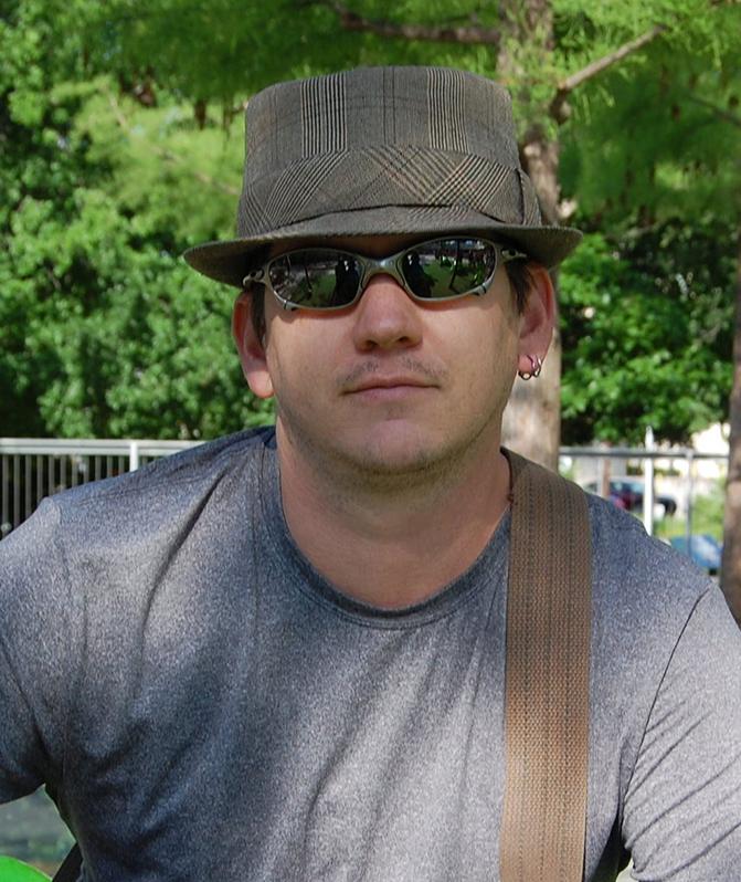 Author, R. Brady Frost