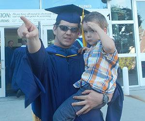 R. Brady Frost WGU Graduation
