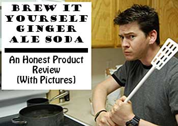 Brew it yourself Ginger Ale Product Review