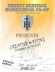 Trinity Heritage Creative Writing Anthology