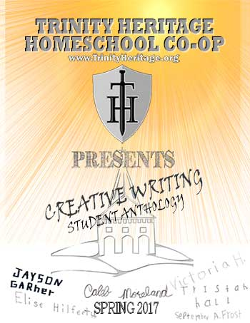 Trinity Heritage Creative Writing Anthology