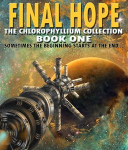 Final Hope, an upcoming novel by R. Brady Frost