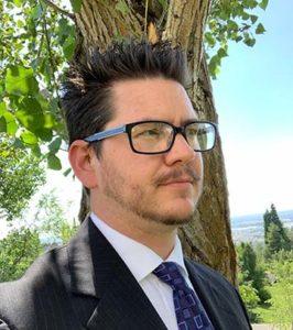 R. Brady Frost, Author 2019