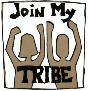 Join my tribe! Sign up for my newsletter.