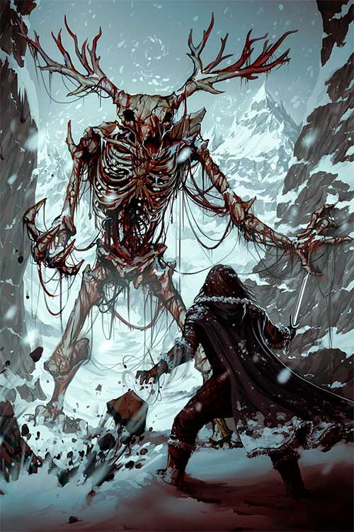 The Broken Blade - Cover Art